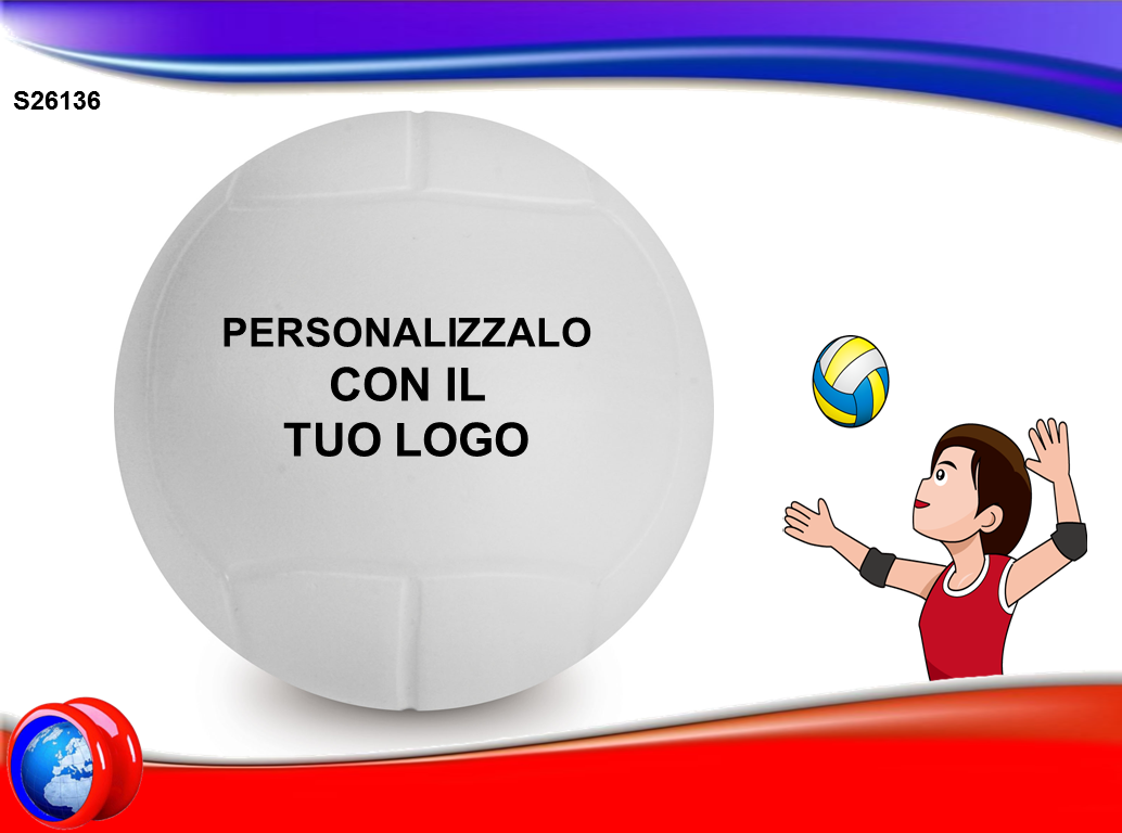 Pallone da Volley Antistress